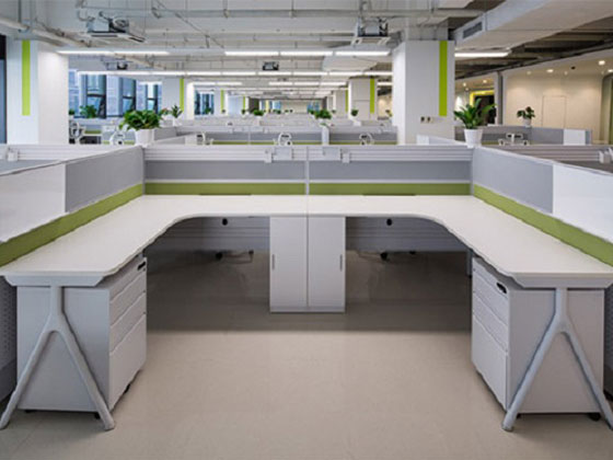 上海小型办公室极简设计