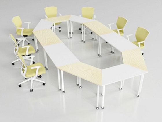办公接待洽谈桌椅