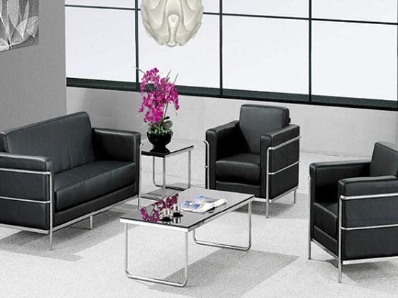 办公室接待沙发放什么款式好?