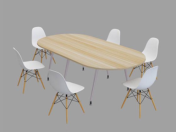 ���h室大小�c���h桌的大小如何�O置?
