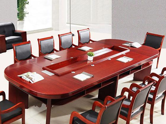 定做会议桌怎样选择会议桌款式?