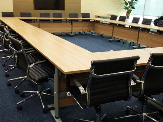 培训室课桌和会议桌的形状有哪些?
