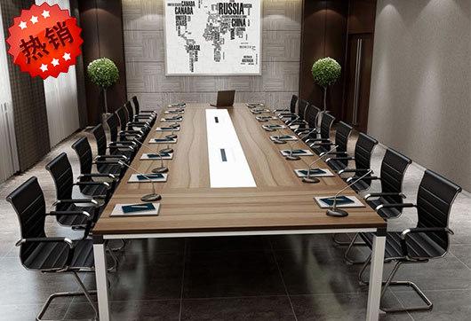 20人会议室会议桌