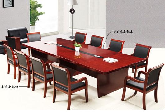 10人油漆会议桌