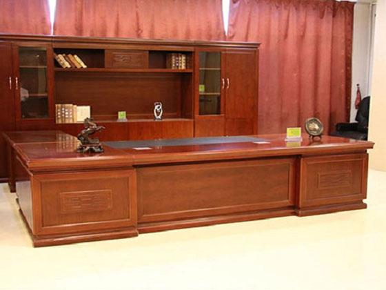 老板办公桌设计与摆放