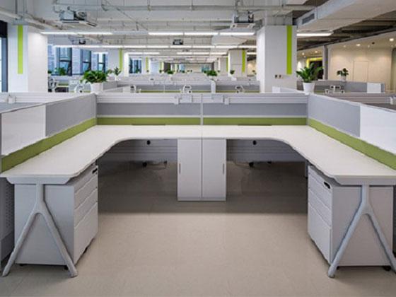小型办公室极简设计