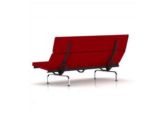 铁架办公沙发