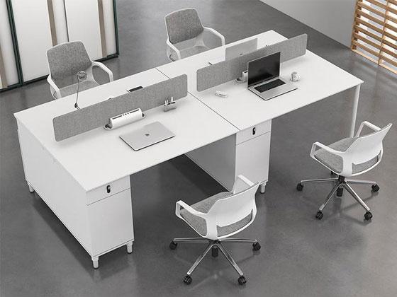 隔断办公桌