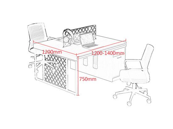 办公桌尺寸