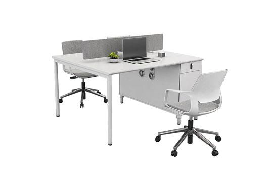 隔断组合办公桌