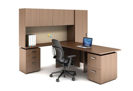 总经理办公桌