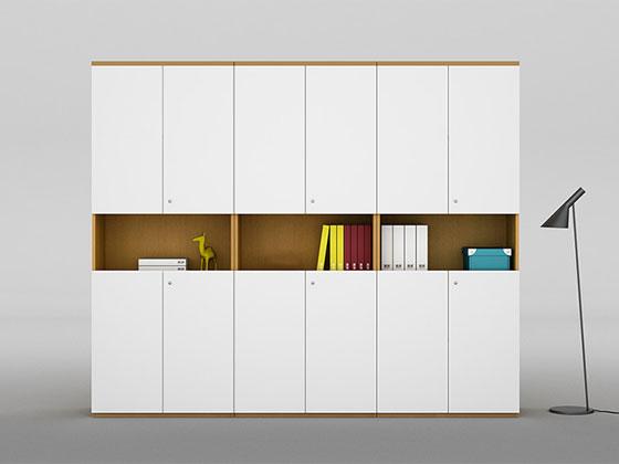 木质文件柜样式
