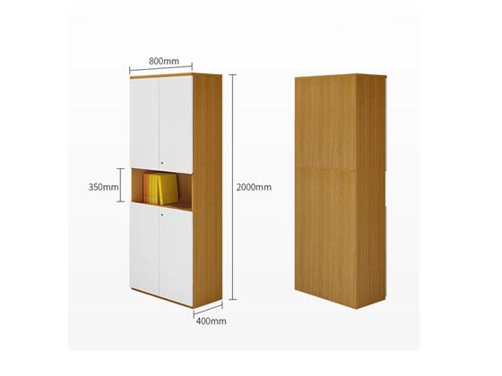 木质文件柜尺寸图