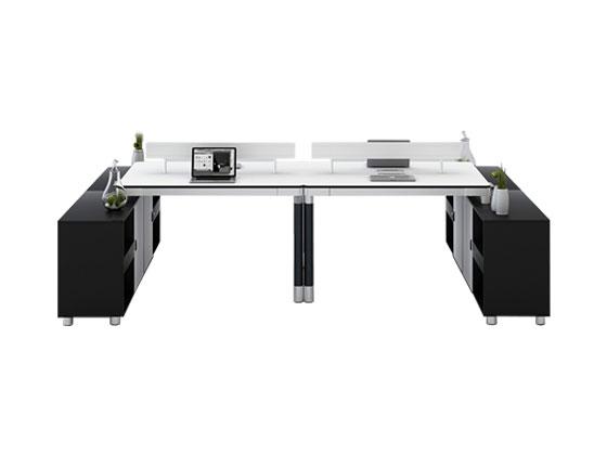 桌柜一体样式