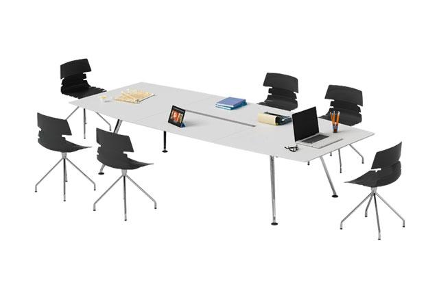 板式会议桌办公桌 商务桌洽谈桌