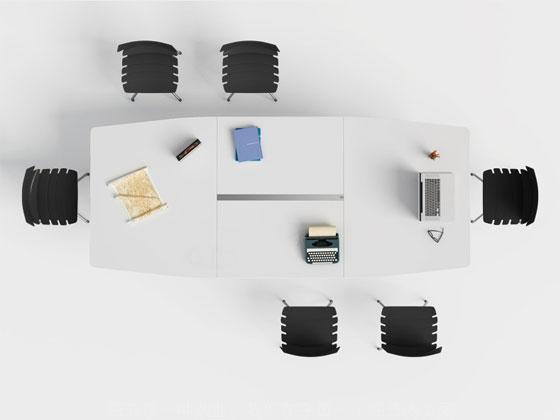 板式会议桌样式