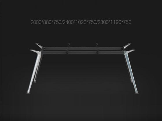 板式会议桌尺寸图