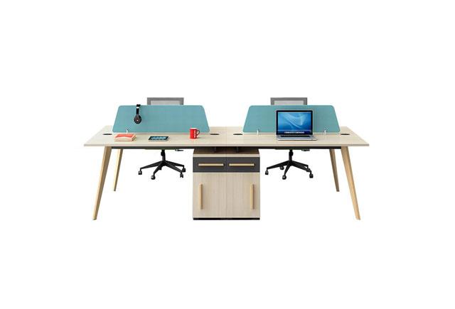 办公桌椅办公屏风 职员办公桌椅组合