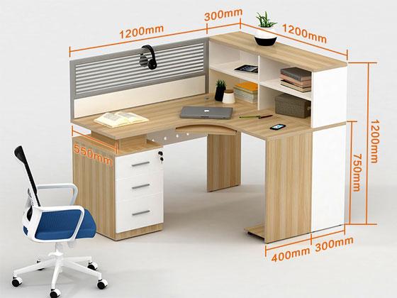 隔断桌尺寸图
