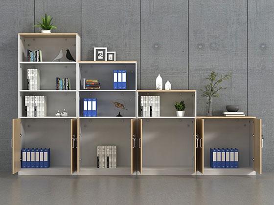 层板式置物柜样式