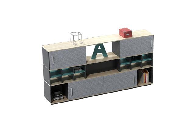 总经理办公隔板文件柜—办公室隔板文件柜—办公室隔板置物架