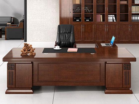 总裁办公桌椅样式