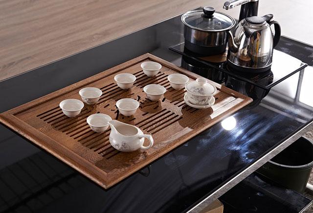 玻璃茶几 功能茶几 接待室茶几