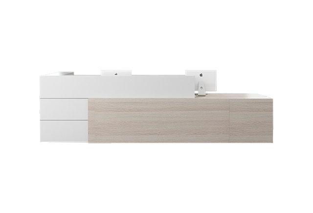 前台桌子-公司前台桌子-公司前台桌子设计