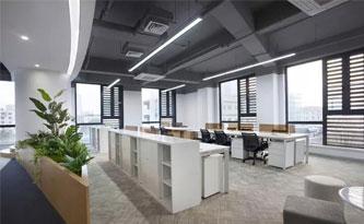共享办公家具设计案例-上海品源办公家具