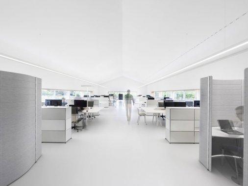 商业办公样板房家具案例-上海品源办公家具