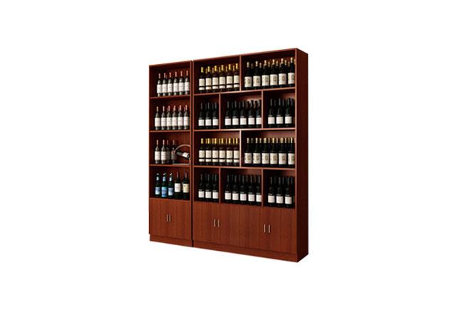 烟酒柜台展示柜