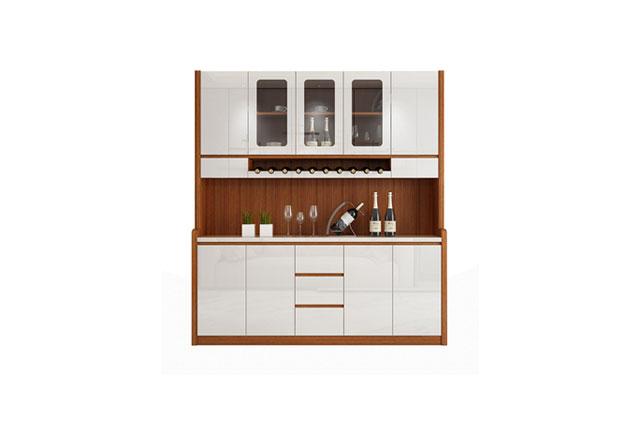 餐边柜双层—现代餐厅餐边柜