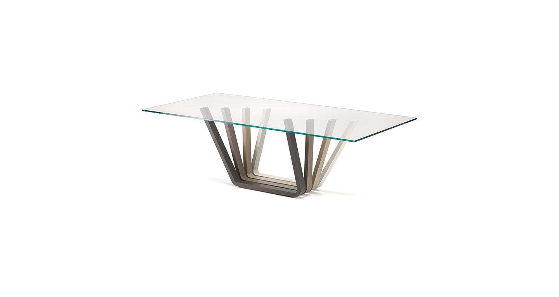 办公玻璃桌子—玻璃办公桌