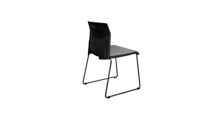 多层板椅电镀脚 洽谈椅会议椅 培训椅