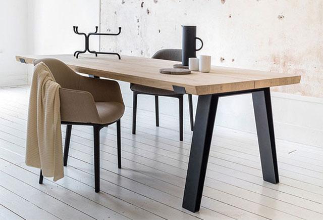 新款板式会议桌 8人位会议桌