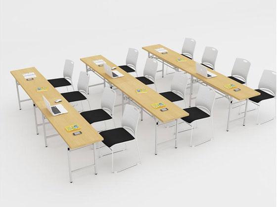 折叠条形桌子样式