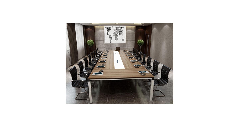 ���h桌椅�M合套�b ���h桌�г�筒 20人的���h桌 20人���h室���h桌