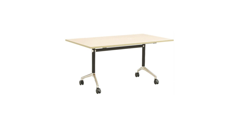 折叠翻转办公桌样式