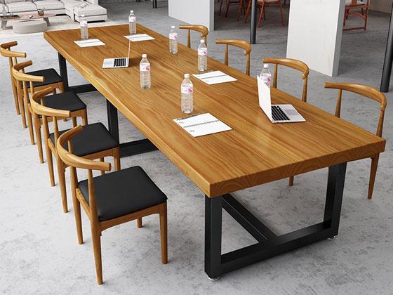 loft办公桌样式
