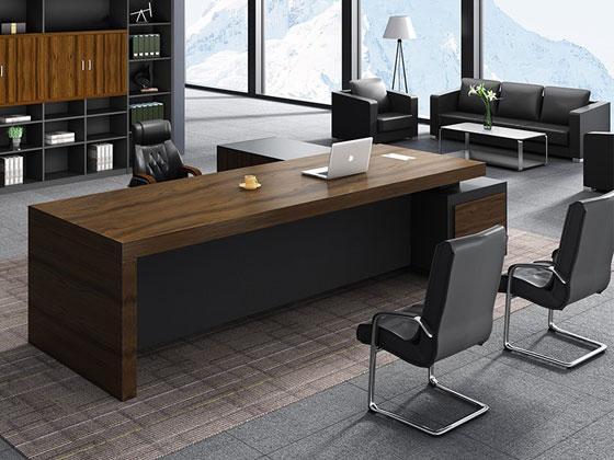 经理办公桌大班台样式
