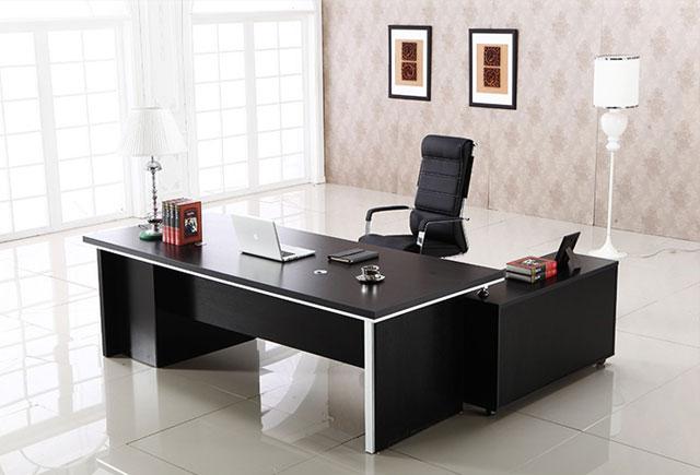 经理办公桌 主管桌 豪华实木大班