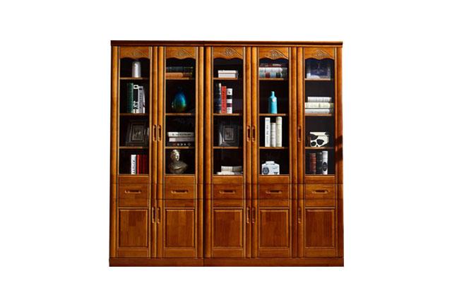 木质办公文件柜—木质办公用文件柜—办公实木文件柜