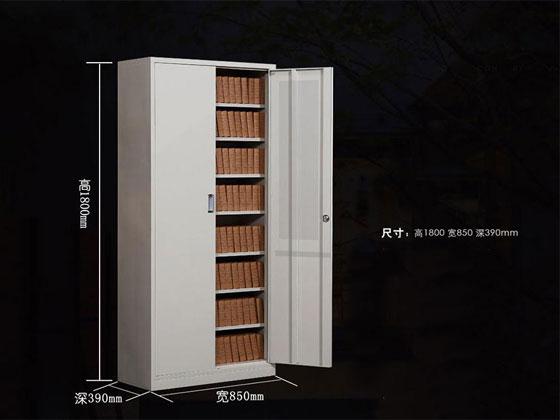 铁皮文件柜钢制样式