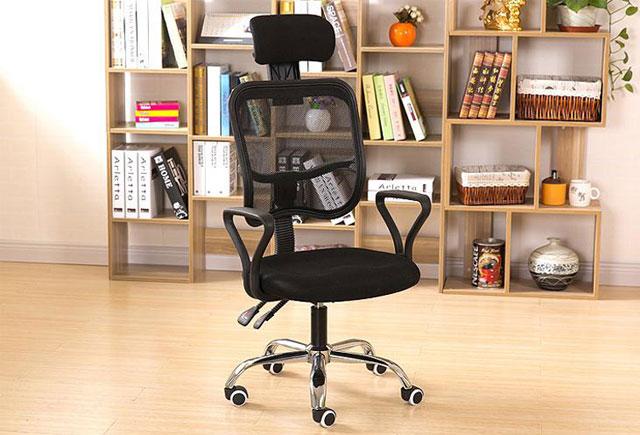带扶手升降椅 休闲职员椅