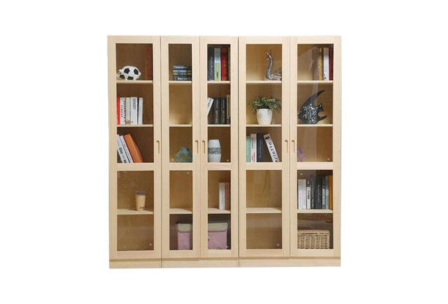 办公室书柜简约