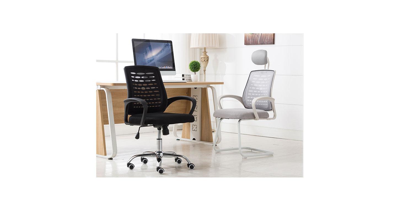 时尚职员椅网布椅 休闲员工椅电脑椅转椅