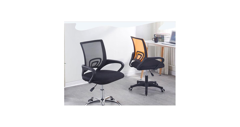 电脑椅时尚转椅 人体工学职员椅