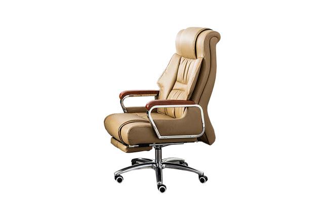 真皮豪华总裁椅 董事长大班椅