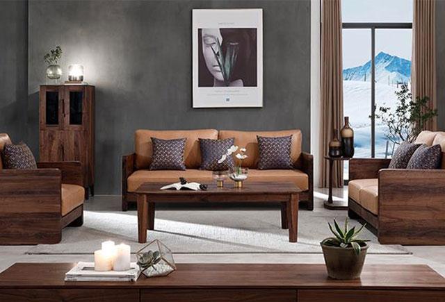 公司会客区沙发 现代简约办公沙发