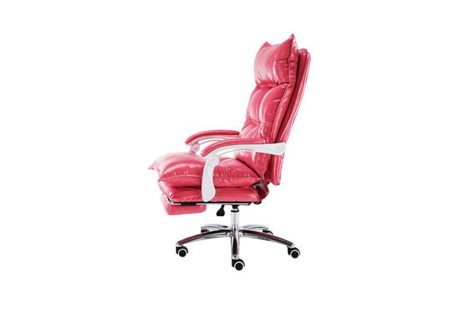 带头枕办公椅